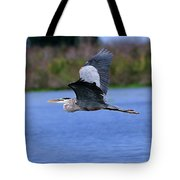 Great Blue Inflight Tote Bag