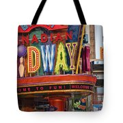 Great Canadian Midway Tote Bag