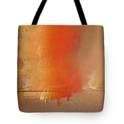 Great Fire Two Tote Bag