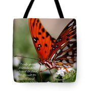 Great Friends Card Tote Bag