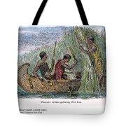 Great Lakes: Canoe, 19th C Tote Bag