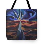 Great Light Dawns Tote Bag