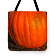 Great Orange Pumpkin Tote Bag