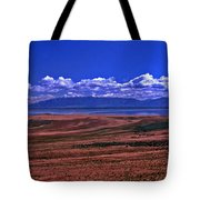 Great Salt Lake And Antelope Island Tote Bag