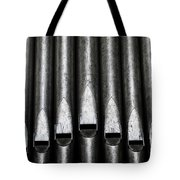 Great Set Of Pipes Tote Bag