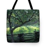 Great Smoky Mountain Sunrise Tote Bag