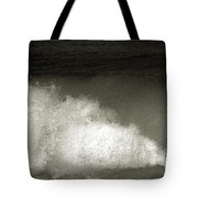 Great Wave For Surfers Tote Bag