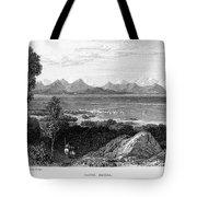 Greece: Levkas, 1832 Tote Bag