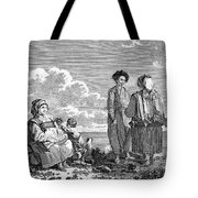Greece: Naxos, C1790 Tote Bag