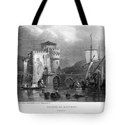Greece: Negropont, 1833 Tote Bag by Granger