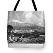 Greece: Yanina, 1833 Tote Bag by Granger