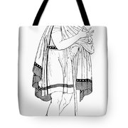 Greece: Young Athlete Tote Bag