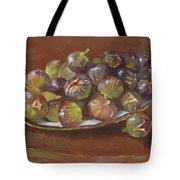Greek Figs Tote Bag by Ylli Haruni