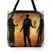 Greek Olympian Tote Bag