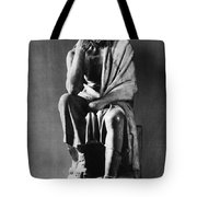 Greek Philosopher Tote Bag by Photo Researchers