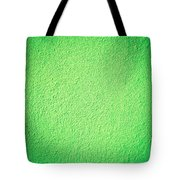 Green Background Tote Bag