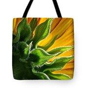 Green Backing Tote Bag
