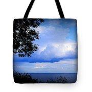 Green Bay Water View Tote Bag