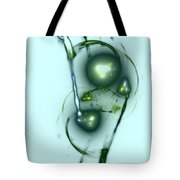 Green Bubblegum Tote Bag