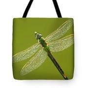Green Darner Tote Bag