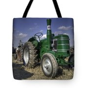 Green Field Marshall Tote Bag