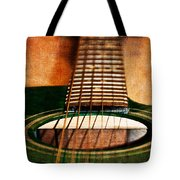 Green Gibson Tote Bag