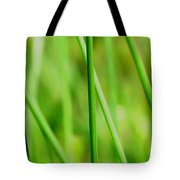 Green Green Grass Of Home Tote Bag