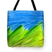 Green Hills Tote Bag