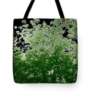 Green Is My Valley Tote Bag