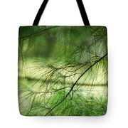 Green Light Tote Bag