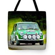 Green Mini Innocenti Tote Bag