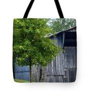 Green N Grey Tote Bag