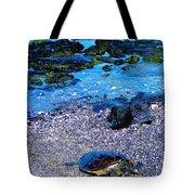 Green Sea Turtle Honu Tote Bag