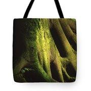 Green Trunk Tote Bag
