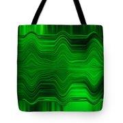 Green Waters Tote Bag
