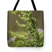 Green Weeds Can Be Beautiful Tote Bag