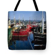 Greencastle, Lough Foyle, Co Donegal Tote Bag