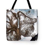 Greenland Sea Ice Tote Bag