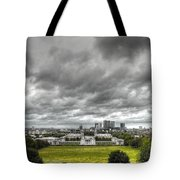 Greenwich And Docklands Hdr Tote Bag