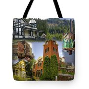 Greenwood Collage With Geppetto Tote Bag