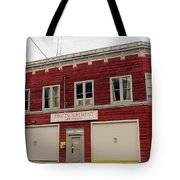 Greenwood Fire Hall Tote Bag