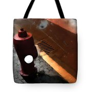 Greet The Street Tote Bag