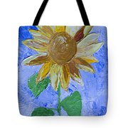 Greetings To Autumn Tote Bag