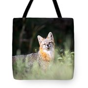 Grey Fox - The Man Tote Bag
