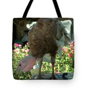 Grill Turkey Anyone Redneck Style Tote Bag