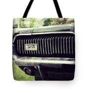 Grilled Cougar Tote Bag