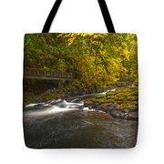 Grist Mill Creek Tote Bag