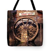 Grist Mill In The Smokies Tote Bag
