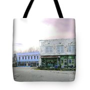 Ground Zero Clarksdale Ms Tote Bag