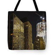 Ground Zero Freedom Tower Tote Bag